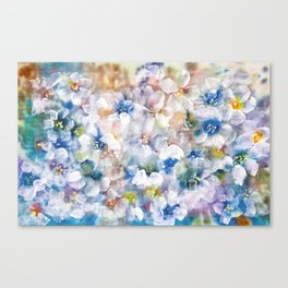 Surreal Painting  Canvas Print