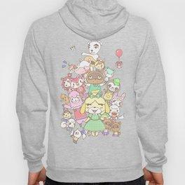Animal Crossing (pink) Hoody