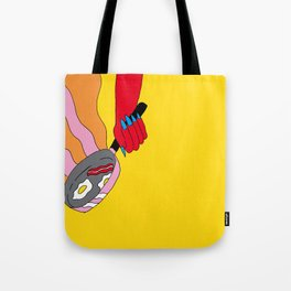 Most Important Meal Tote Bag
