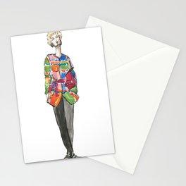 Karolina Kurkova Stationery Cards