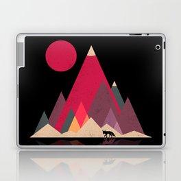 Fox Lands Laptop & iPad Skin
