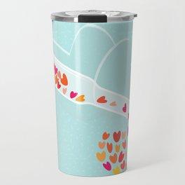 A Bottle of Love Travel Mug