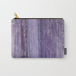 Purple Woodland Carry-All Pouch