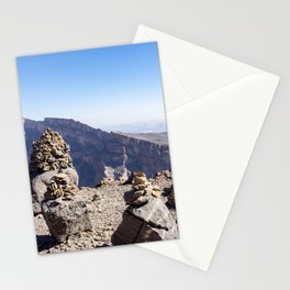 Jebel Shams - Oman Stationery Cards