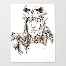 The Kurgan Canvas Print