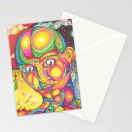 Doors of Perception  Stationery Cards