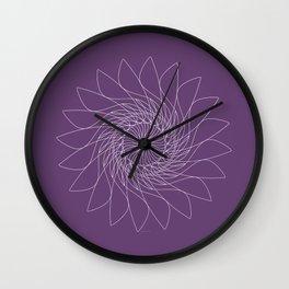 Ornament – FeatherCircle Wall Clock