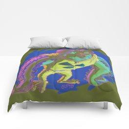Wut Radyashun? Comforters