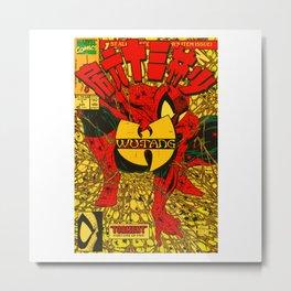 WU-TANG FOREVER Metal Print