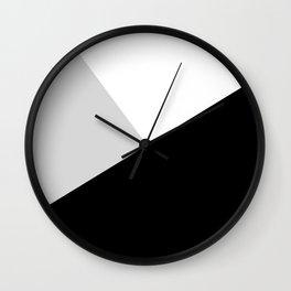 Monochromatic Wall Clock