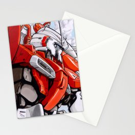 A1 Test Type Stationery Cards