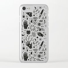 Witchcraft II Clear iPhone Case