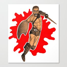 Gladiator Canvas Print