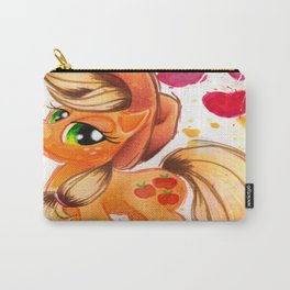 AppleJack My Little Pony Watercolor Carry-All Pouch