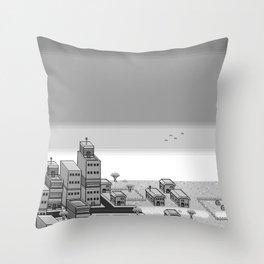 Hero - Sprite Art Throw Pillow