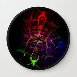 Radical by Nature Wall Clock
