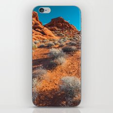 Valley of Fire iPhone Skin