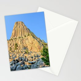 Devils Tower 2 Stationery Cards