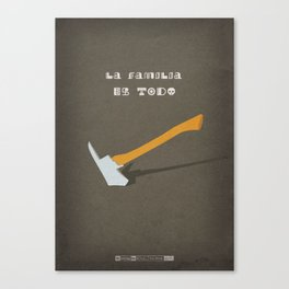 Breaking Bad - One Minute Canvas Print