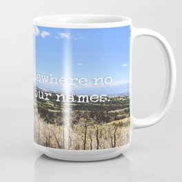 Run Away With Me Coffee Mug