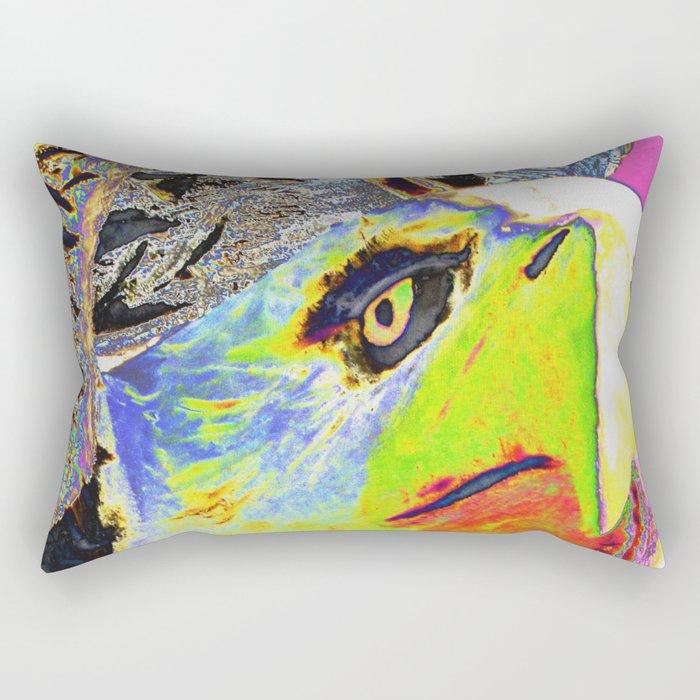 American Eagle Rectangular Pillow