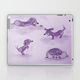 Sausage the Dog Laptop & iPad Skin