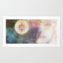 Dream Pop Art Print