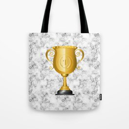 1 Trophy Cup Tote Bag
