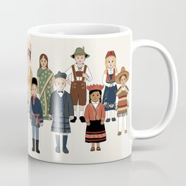 Internatonal Kids Coffee Mug
