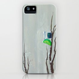SALT Talks iPhone Case