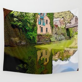 Chesapeake and Ohio Canal Wall Tapestry