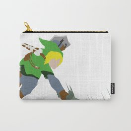 Hero in Battle v2 Carry-All Pouch