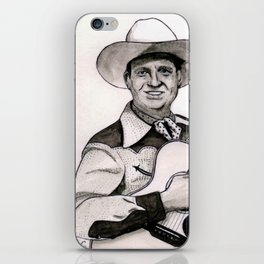 Gene Autry iPhone Skin
