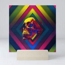 Lifeful Skull V2 Mini Art Print