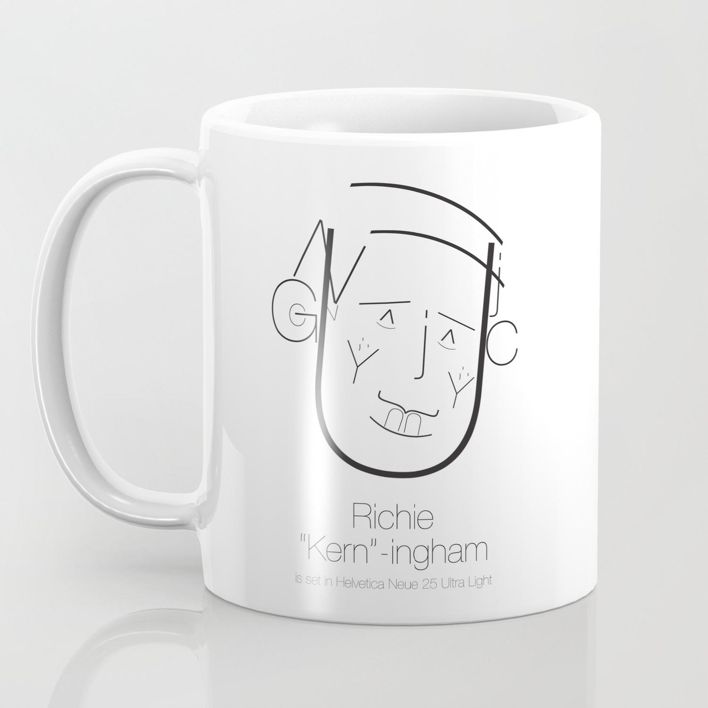 Richie Kern Ingham Coffee Mug By Christianbailey Society6