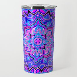 Tranquil Lotus Travel Mug