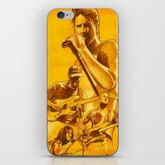 Audioslave - Série Ouro iPhone & iPod Skin