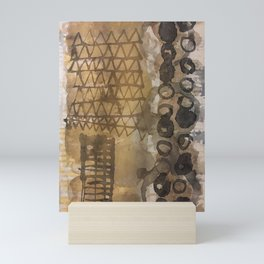 Loopholes Mini Art Print