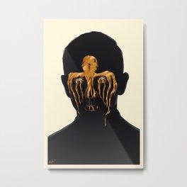007 Spectre Metal Print