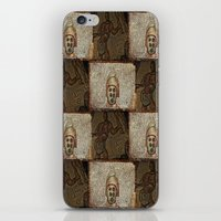 gladiator iPhone & iPod Skins featuring Gladiator II by Alec Bancher