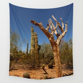 In The Desert Wall Tapestry