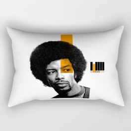GIL SCOTT HERON Rectangular Pillow