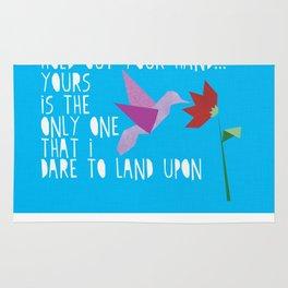 Hummingbird - The Weepies Lyrics Rug