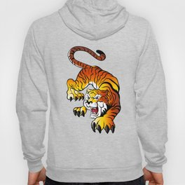 Japanese Tiger Hoody