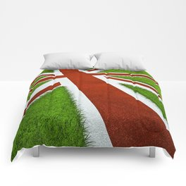 UK track and field Comforters