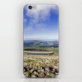 Snowdon Cafe iPhone Skin