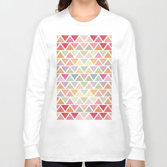 Lovely geometric Pattern III Long Sleeve T-shirt