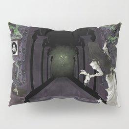 When candelights flicker... Pillow Sham