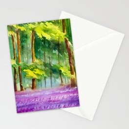 Spring scenery #6 Stationery Cards