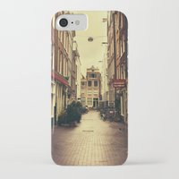 amsterdam iPhone & iPod Cases featuring Amsterdam by Pati Designs